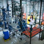 Nestlé et Danone inventent la bouteille en fibre de bois