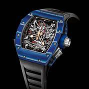 Horlogerie: la vie en bleu, la couleur favorite de Jean Todt