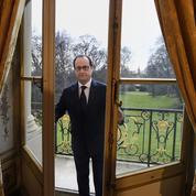Hollande met en garde : «L'extrême droite n'a jamais été aussi haute»