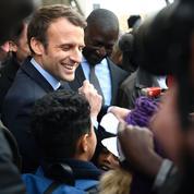 Les ténors du PS se pressent chez Macron
