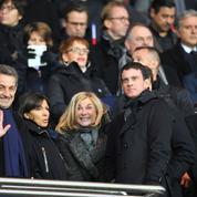 Valls, Sarkozy et Hidalgo au Camp Nou pour Barcelone-PSG