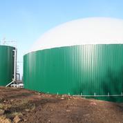 La Bretagne lance sa plus grosse unité de bio-méthane