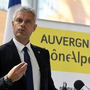Laurent Wauquiez veut imposer le français sur les chantiers, le préfet de la région refuse