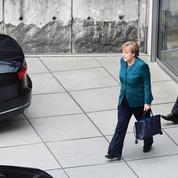 Volkswagen : Merkel se défend et défend l'automobile allemande