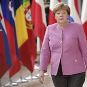 Angela Merkel défend une Union européenne «ouverte»