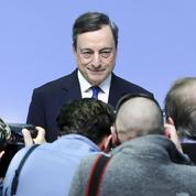 Draghi renvoie à 2018 une hausse des taux