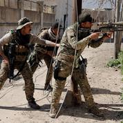 À Mossoul, la bataille des blocs contre Daech