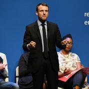 Emmanuel Macron, l'immobilisme en marche