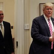 Donald Trump invite le président palestinien à la Maison-Blanche