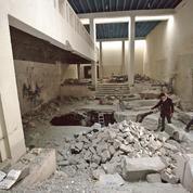 À Mossoul, un musée d'ombres et de cendres