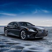 Lexus LS 500h, plus performante que jamais
