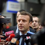 Ralliements : Macron rappelle qu'En Marche! n'est pas «une maison d'hôte»