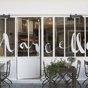 Marcelle, cantine healthy