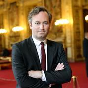 Le sénateur Lemoyne, premier parlementaire LR à rallier Macron