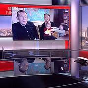 Après le direct, les coulisses du «videobomb» de l'année sur la BBC