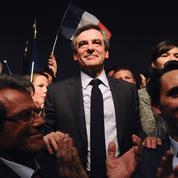 François Fillon tourne la page et fait assaut d'optimisme