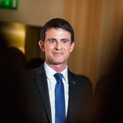 Manuel Valls veut accélérer la recomposition à gauche
