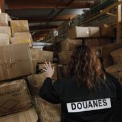 2016, année record pour les saisies douanières