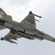 L'aviation israélienne visée par l'armée syrienne