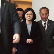 Taïwan déstabilisé par la discorde sino-américaine