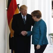 Trump-Merkel : une relation émaillée de clichés et de critiques