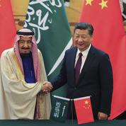 L'offensive de charme du roi Salmane d'Arabie en Chine