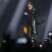 Johnny Hallyday : la photo qui dit «Fuck the cancer»