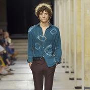 Mode homme: en quête de légèreté