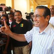 Timor Oriental : les ex-guérilleros s'affrontent dans les urnes