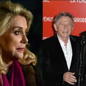 Deneuve taclée pour soutenir Polanski: Emmanuelle Seigner la défend