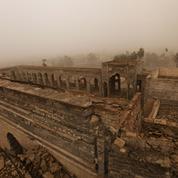 À Mossoul, les trésors perdus du tombeau de Jonas