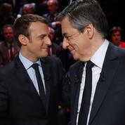 François Fillon affûte ses angles d'attaque contre Macron