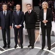 Les internautes donnent leur avis sur les candidats après le premier débat