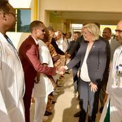 Au Tchad, Marine LePen promet une politique africaine d'un «nouveau type»