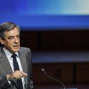 François Fillon dénonce une «machination»