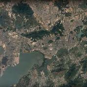 L'incroyable expansion des villes chinoises vue du ciel