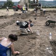 Un immense temple de la République romaine découvert en Toscane