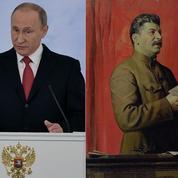 Centenaire de 1917 : « Poutine préfère Staline à Lénine »