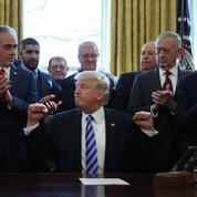 Donald Trump bluffe et perd sur l'Obamacare