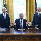 Donald Trump obligé de retirer sa réforme de la santé