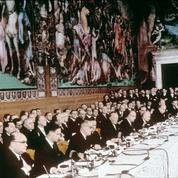 Retour sur 60 ans de construction européenne
