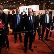 «Cabinet noir» à l'Élysée : Hollande dénonce un manque de «dignité» de Fillon