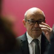 Jean-Yves Le Drian «soutient Emmanuel Macron mais reste socialiste»