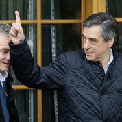 Malgré un accueil chahuté au Pays basque, Fillon se dit «en pleine forme»