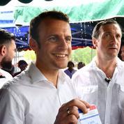 À La Réunion, Macron suscite plus de doute que de curiosité