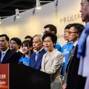 Le pouvoir chinois pousse sa favorite à Hongkong