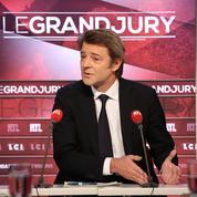 Pour François Baroin, Emmanuel Macron «ne dit rien sur rien»