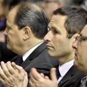 La rivalité Hamon-Macron menace le PS d'explosion