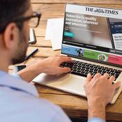 Les abonnements au Times bondissent de 200%