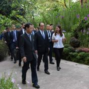 À Singapour, le message très «macronien» de Hollande